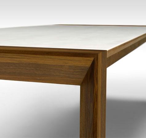 Modern Designer dining table - from Wharfside