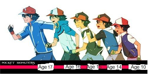 Ash is 18