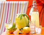Sauer macht lustig: Zitronenlimonade   LIVING AT HOME