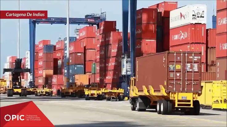 Venta de Lotes Industriales en Cartagena, proyecto PIC
