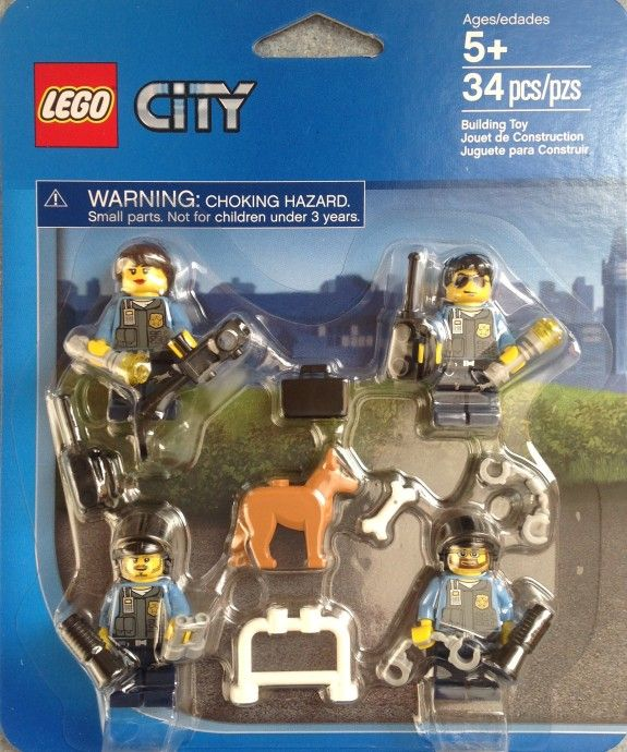 LEGO City Police Sets 2013 | 850617 Police Accessory Set - Brickipedia, the LEGO Wiki