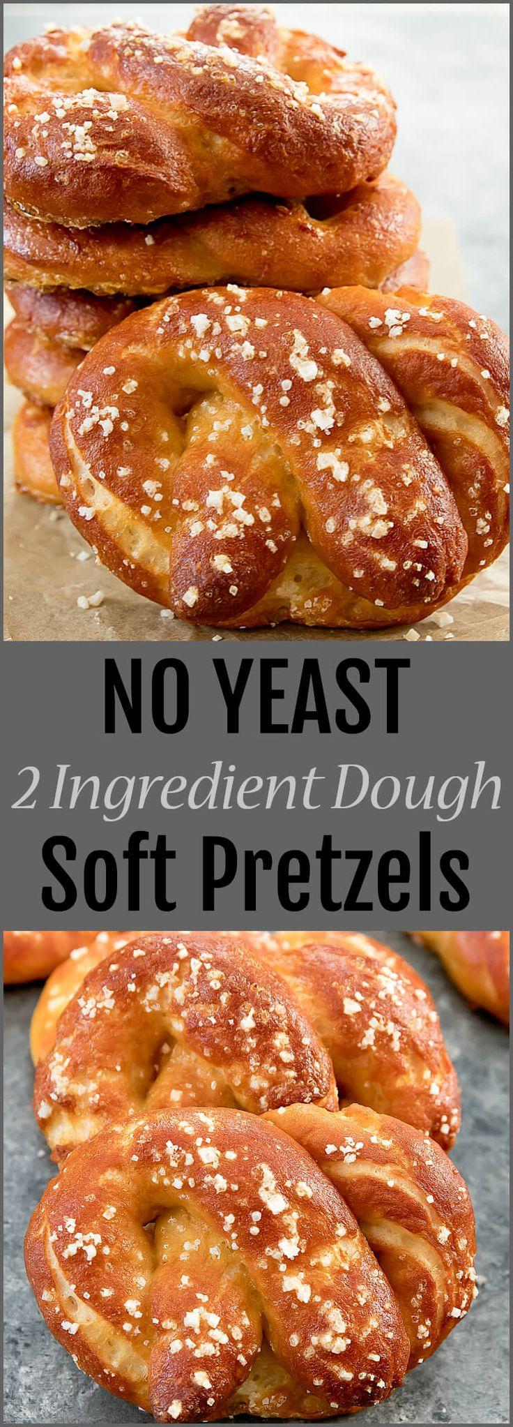No yeast soft pretzels recipe soft pretzels no yeast