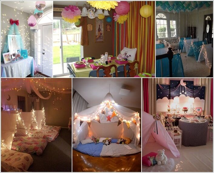 Best 25 slumber party decorations ideas on pinterest for 13th birthday decoration ideas