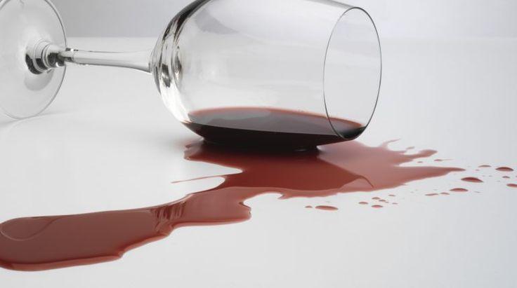 Tirar Manchas de Vinho