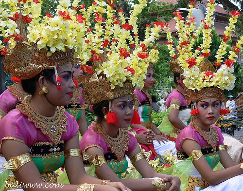 Opening of Bali Art Festival 2006 - The Dancer The annual Bali Arts Festival provides an opportunity for the artists and people to develop, explore, preserve, and accommodate various talents through such activities as parades, performances, contests, exhibition, and discussions.