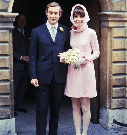AUDREY HEPBURN who married Italian psychiatrist, Andrea Dotti (9 yrs younger) in 1969 said she would leave her career to become an Italian housewife