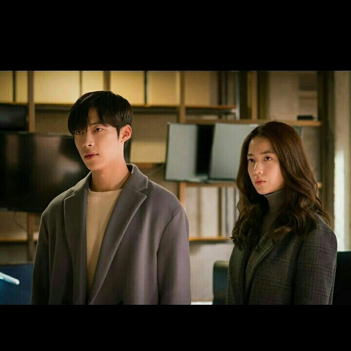 Kim Min Joon and Jang Ha Ri - Mad Dog
