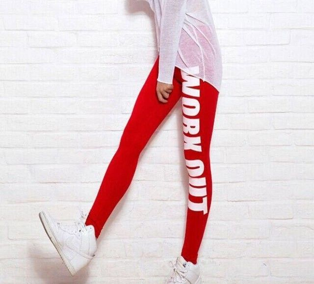 Workout Leggings Free Worldwide Postage