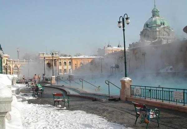 будапешт купальни зимой - Поиск в Google