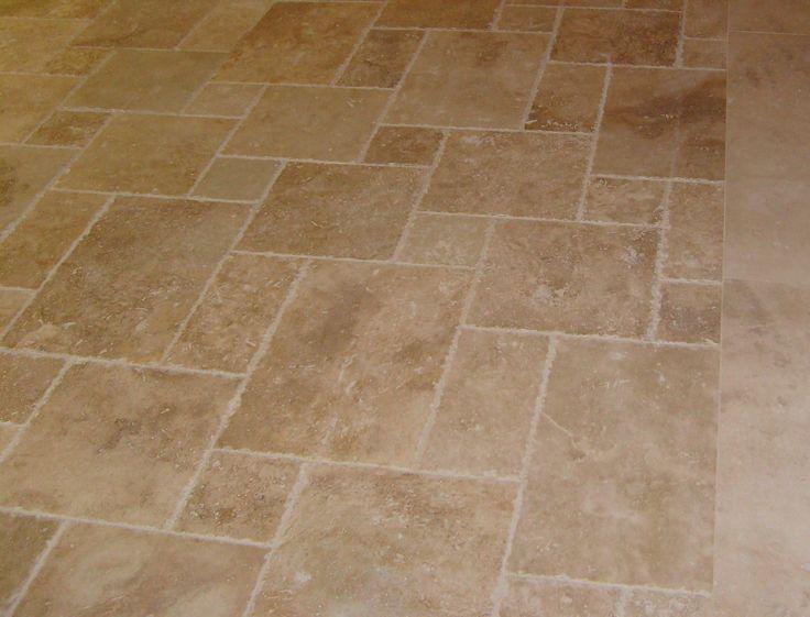 Image of: Bathroom Tile Floor Patterns