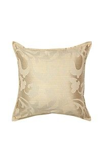 FEATHER FILLED JACQUARD 60X60CM SCATTER CUSHION