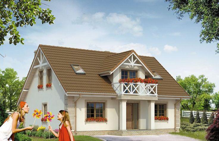 Casa P M de 138 mp Multi-Confort cu finisaje din materialele eco Saint-Gobain