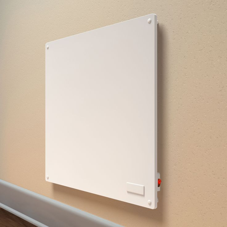 400 Watt Wall Mounted Electric Convection Panel Heater