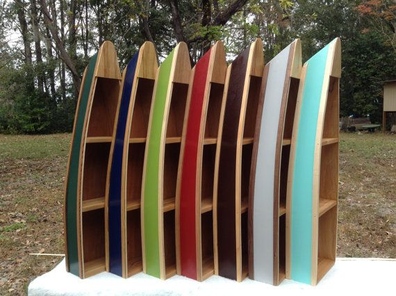 Wooden Row Boat Shelf Boat Shelf Nautical Boat Shelf Canoe Shelves Home Decor