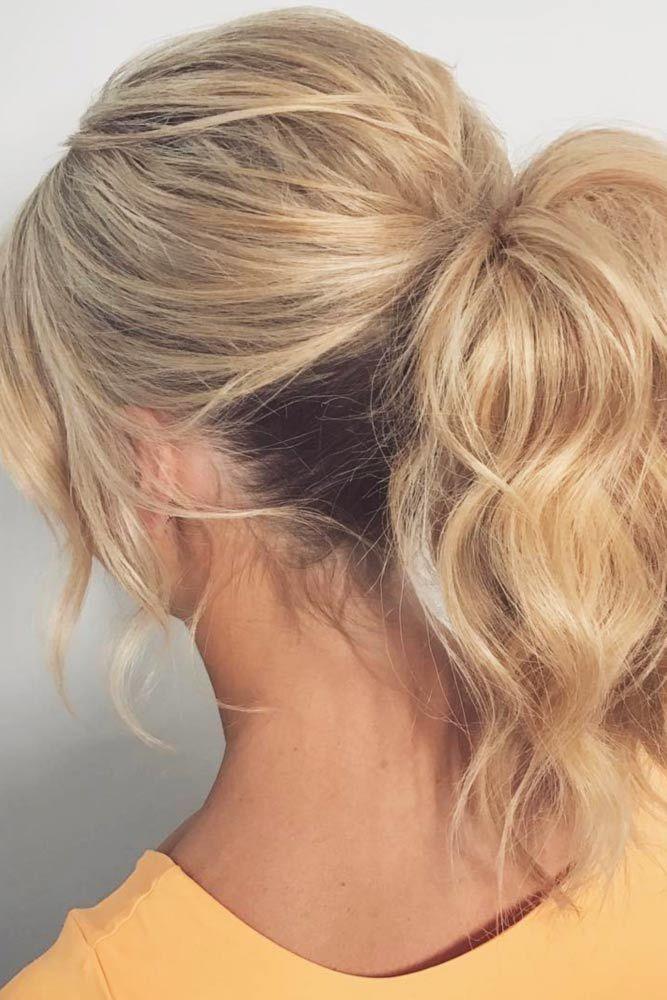 27 Easy Cute Hairstyles for Medium Hair | Cute hairstyles for medium hair, Medium hair styles ...