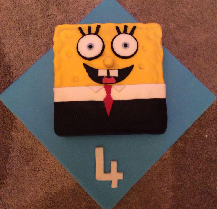 My sons 4th birthday cake