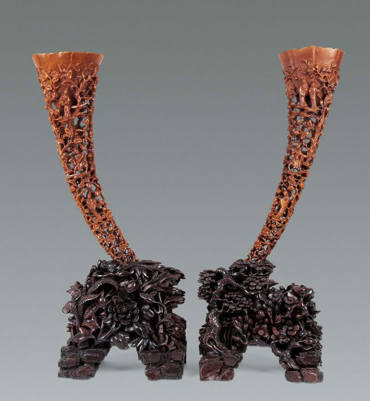 asian art of rhinoceros Pair of small rhinoceros horn cups, ming or qing dynasty pair of small rhinoceros horn cups, ming or qing dynasty pinterest explore rhinoceros, qing dynasty, and more.