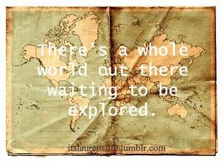 explore....