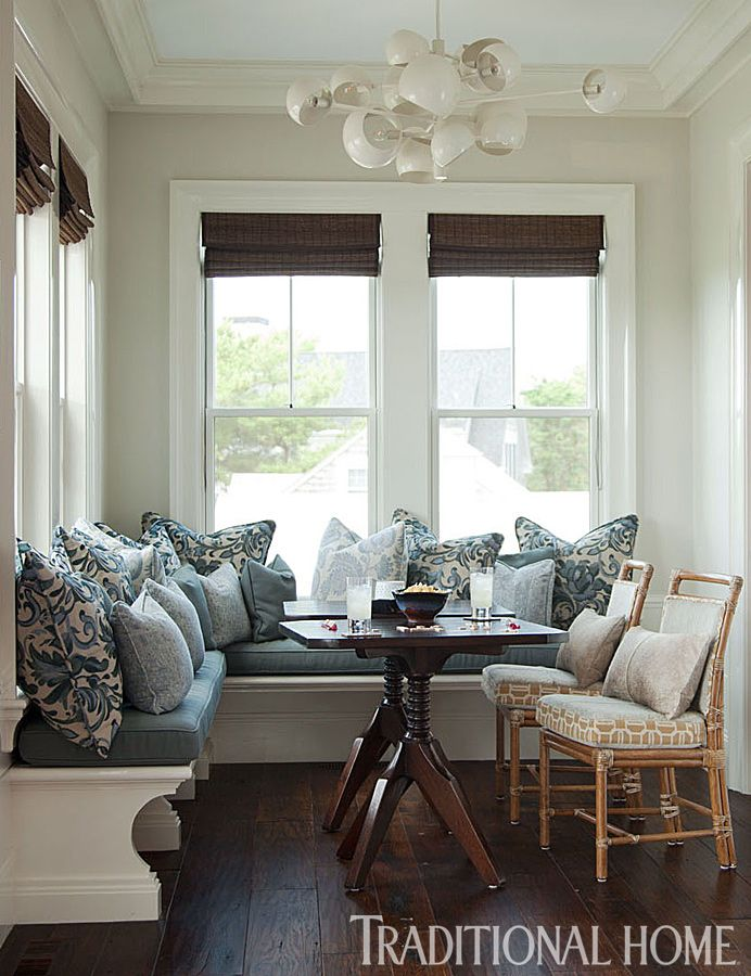 523 Best Images About Breakfast Nooks On Pinterest