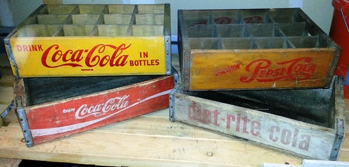 1000 Images About Coca Cola Boxes Amp Shadow Boxes On