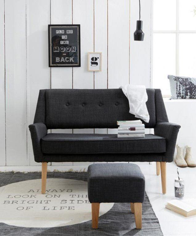 Die besten 25+ Anthrazitfarbene wohnzimmer Ideen auf Pinterest - wohnzimmer schwarz weis lila