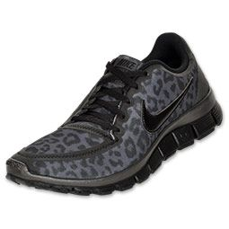 Nike Free 5.0 V4 Print Womens Running Shoes