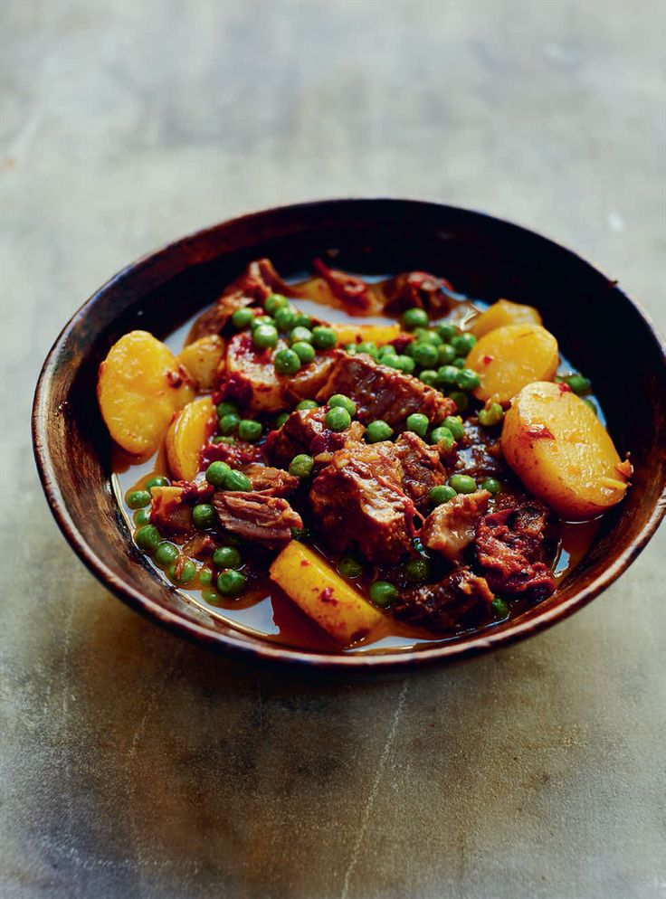 Sukalki – a typical beef ragu recipe from Basque by Jose Pizarro | Cooked