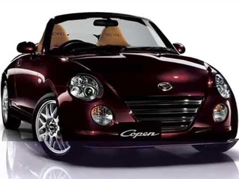 Cool Daihatsu Copen