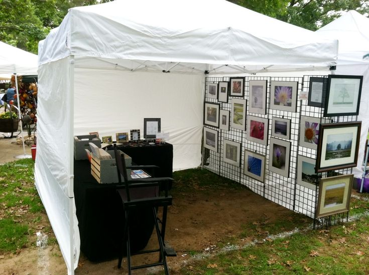 art show booth   Posted by John Sturgis on September 27, 2011 at 4:09pm in Questions ...