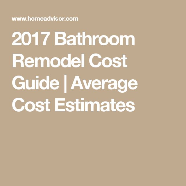 40 best Bathroom remodel images on Pinterest Bathroom remodeling - house renovation budget spreadsheet