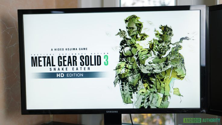 Metal Gear Solid 3: Snake Eater HD sneaks onto NVIDIA Shield TV on sale for limited time