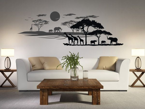die 25 besten afrikanische wohnzimmer ideen auf pinterest african schlafzimmer afrikanische. Black Bedroom Furniture Sets. Home Design Ideas