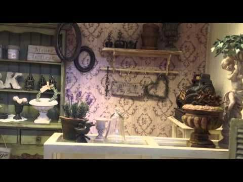 Video from World's smallest miniature shop