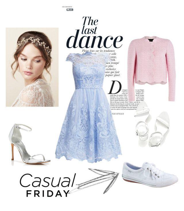 The last dance||PROM NIGHT by explorer-14584021159 on Polyvore featuring мода, Giambattista Valli, Keds, Alexander Wang, Stuart Weitzman and Anja