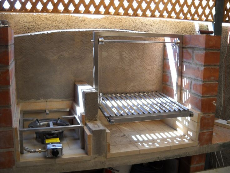 Great BBQ station.