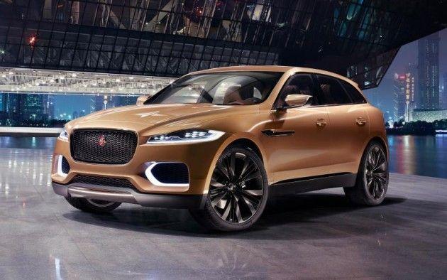 2016 Jaguar F-Pace SUV Price