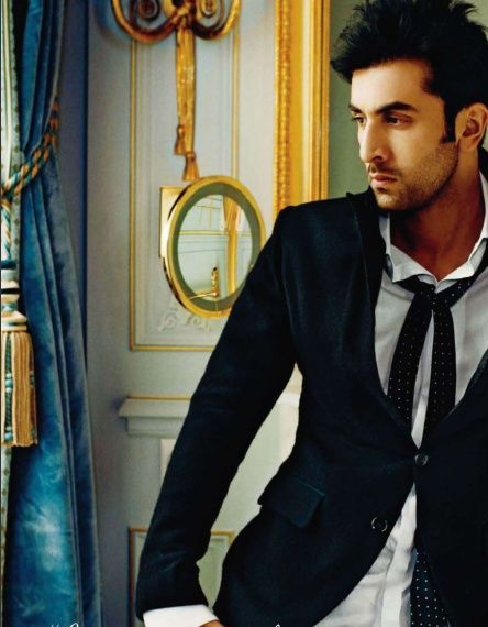 Ranbir Kapoor ..best know for his performance in Rockstar.