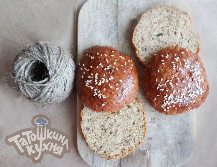 Ржаные булочки с луком по Дюкану (Атака)