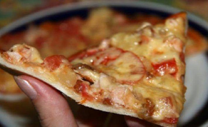 Prezradíme recept na fantastickú tenkú pizzu, ktorá je presne taká, ako z reštaurácie | Báječný život