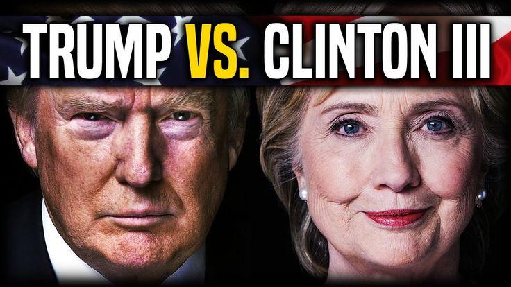 Donald Trump vs. Hillary Clinton | Third Presidential Debate Analysis
