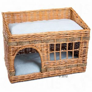Pueblo Cat Den: Great Cat Dens and Baskets at zooplus