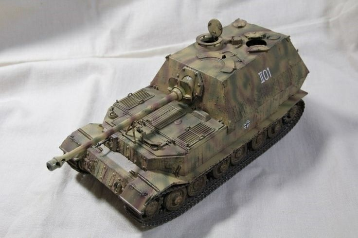 sd.kfz.184(s) Tiger(P) ELEFANT made by Lee Juho