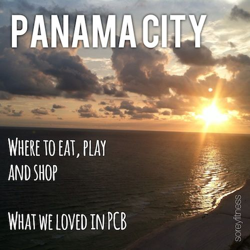 Panama City Beach for Vacation -- Where to Eat, Play, and Shop (What We Loved in PCB)