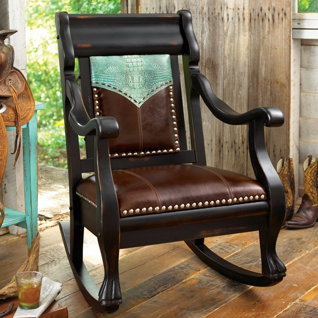 furniture rustic furniture rocking chairs rockers furniture ideas ...