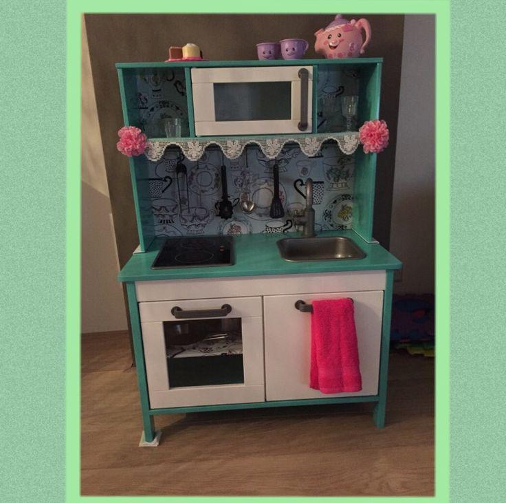 Ikea Kitchen Diy: 1000+ Images About Ikea Keukentje On Pinterest