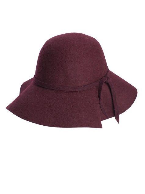 Cappello Seventies in feltro MotiviFashion http://www.motivi.com/it/shop-online/abbigliamento/accessori/guanti-e-cappelli/cappello-seventies-in-feltro.html