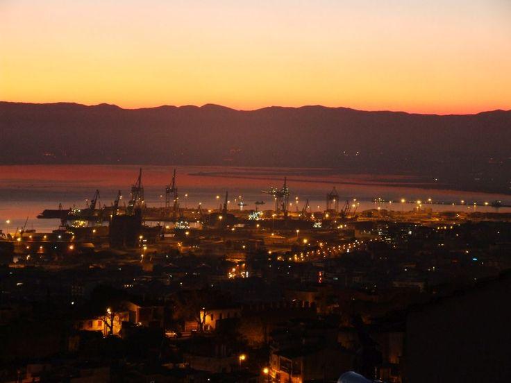 Θέα από Άνω Πόλη / thessaloniki