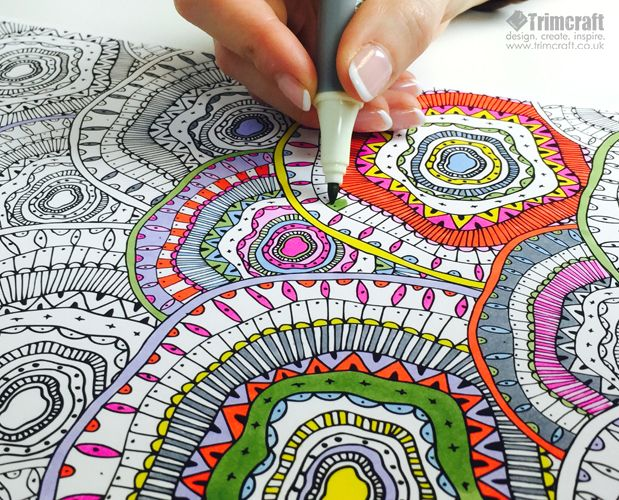 what better way to spend a spare few hours of me time than colouring these - Colouring Papers