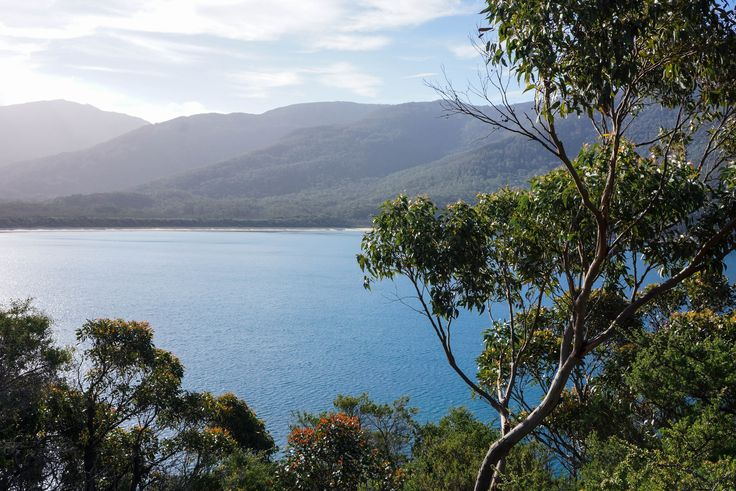 Refuge Cove Camp to Little Waterloo Bay Camp, Wilsons Prom, VICTORIA