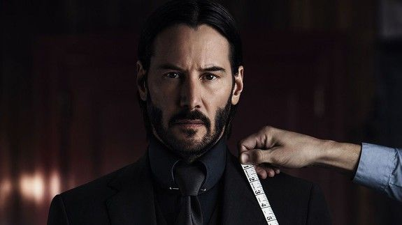 'John Wick' is coming to TV (and yes Keanu Reeves will be there)